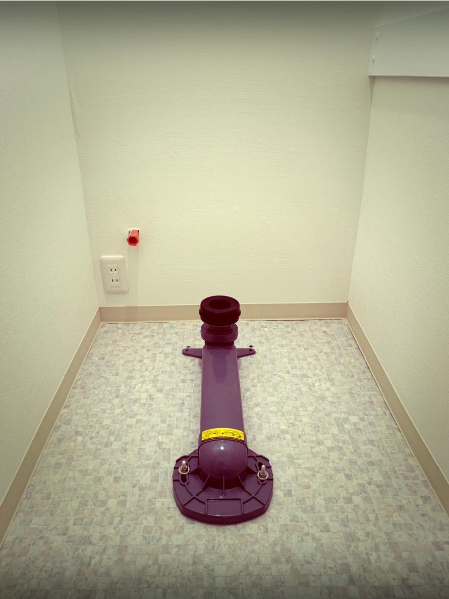 新規節水型トイレ交換