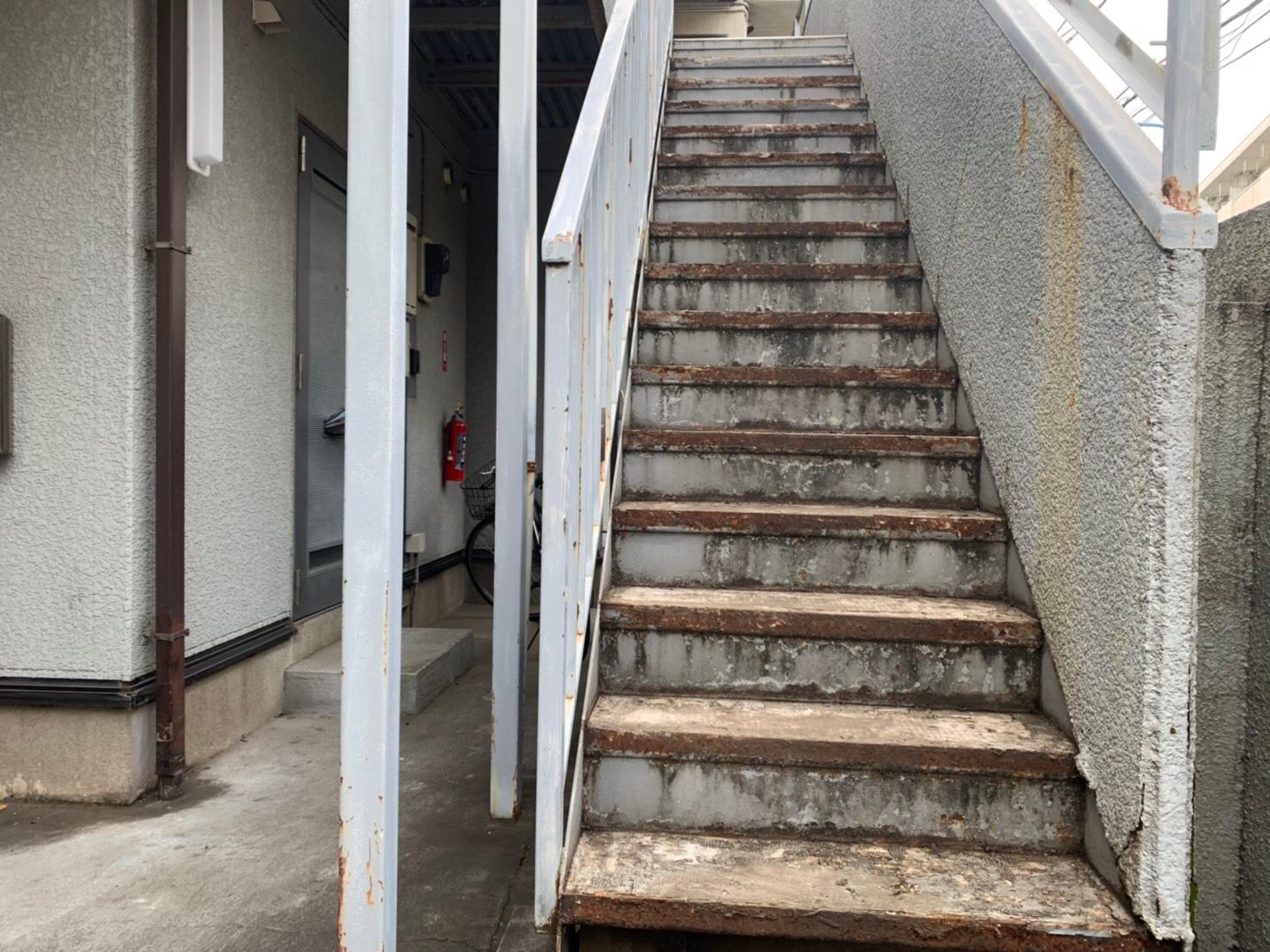 共用マンション外部改修工事